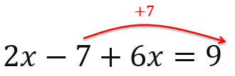 פתרון משוואה מבחן מיצב כיתה ח